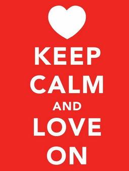keep calm y ama