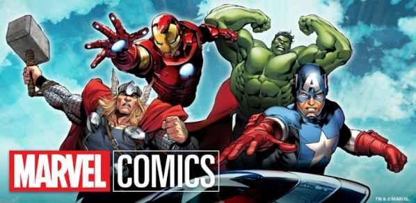 marvel comics para Android