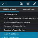 Aumenta la duración de la batería con Disable Service (Android)