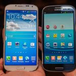 Samsung s3 vs Samsung s4