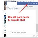 Cómo agregar más personas en el chat de Facebook (Crear una sala de chat)