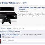 Cómo agregar una imagen a un comentario de Facebook