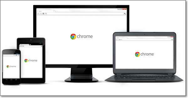 chrome para windows 8