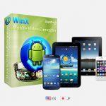 WinX Mobile Video Converter – convertir videos en HD para Android e iOS (iphone, ipad)