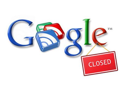 google reader cerrado