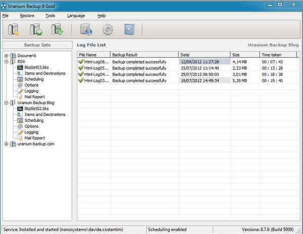 backup en windows 8 gratis