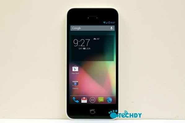 como el iphone pero con Android