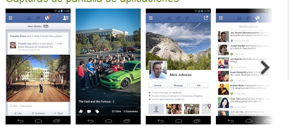 facebook android 2013