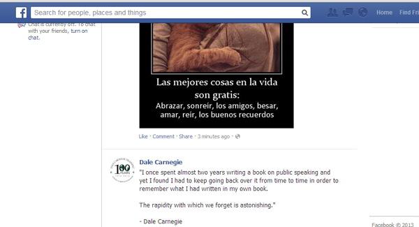 nuevo buscador en facebook