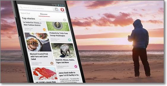 opera 15 APK Android