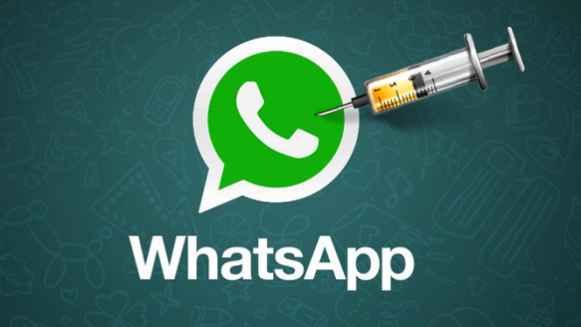 virus para WhatsApp