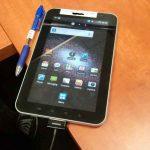 Posibles soluciones al parpadeo de la pantalla del Samsung Galaxy tab
