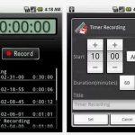 Gravar la voz en Android con Voice Recorder