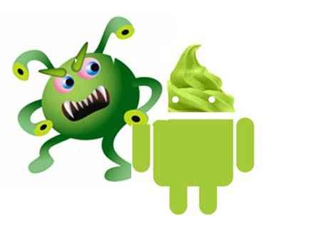 android con virus
