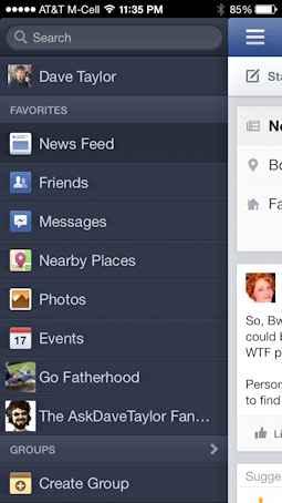 cerrar chat de facebook en el iphone 2