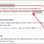 Incluir un video en un comentario en Facebook