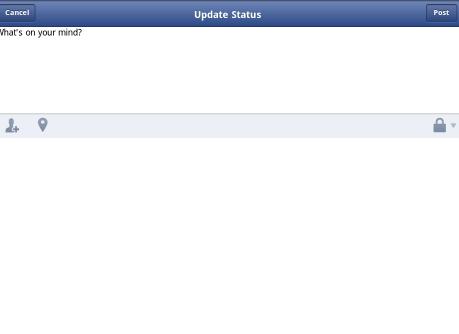 facebook publicar video en el celular