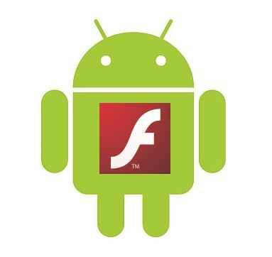 flash player para Android 4