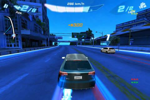 Asphalt Audi RS 3 2