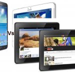 Samsung Galaxy Tab 3 Vs Kindle Fire HDX