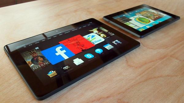 amazon kindle tablet 2013