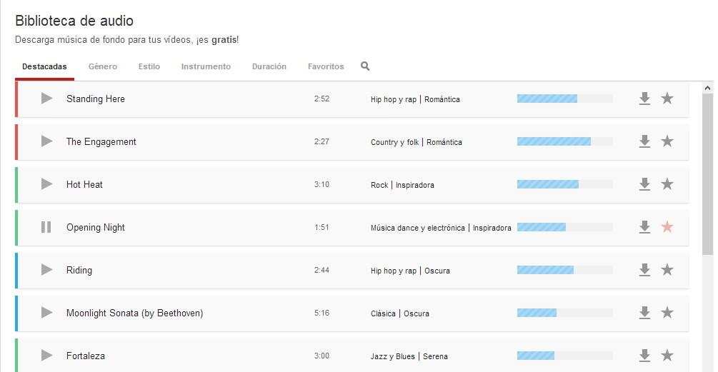 descarga canciones de youtube