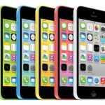 iphone 5 de colores