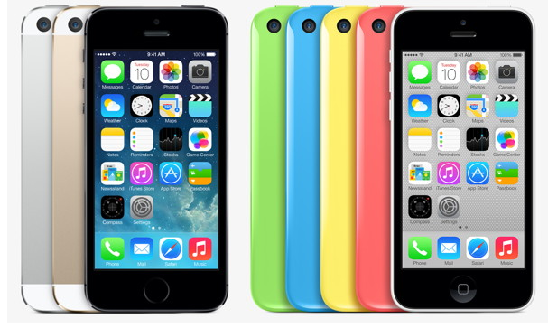 iphone 5s y 5c critica