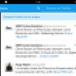 Descargar la nueva versión de Twitter para tablets APK (Android)