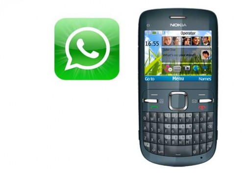 Whatsapp Nokia 5230 �������