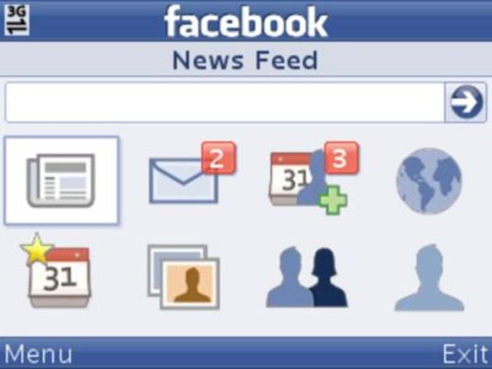 Facebook java gratis
