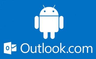 Outlook desde el celular
