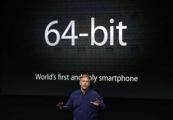 iphone 64 bits
