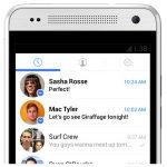 Descargar el nuevo Messenger para Android / iOS (de facebook)