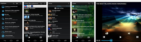 youtube musica player2