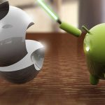 Android vs iOS derrotado