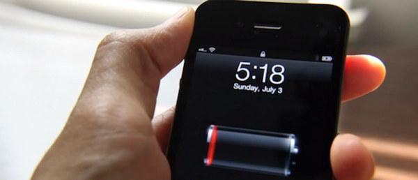 Cargando un Smartphone