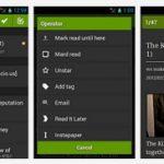 FeedMe – La app que te dejar leer contenido sin internet de Feedly