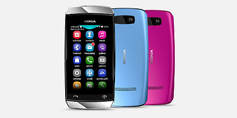 Nokia Asha 306