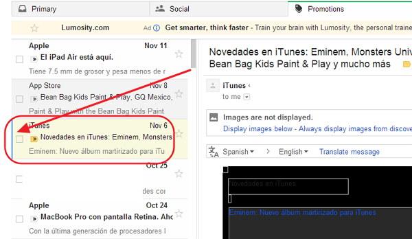 Truco para Gmail2