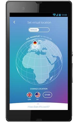 VPN para Android iOS