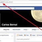 Cambiar la URL de perfil en Facebook por segunda vez