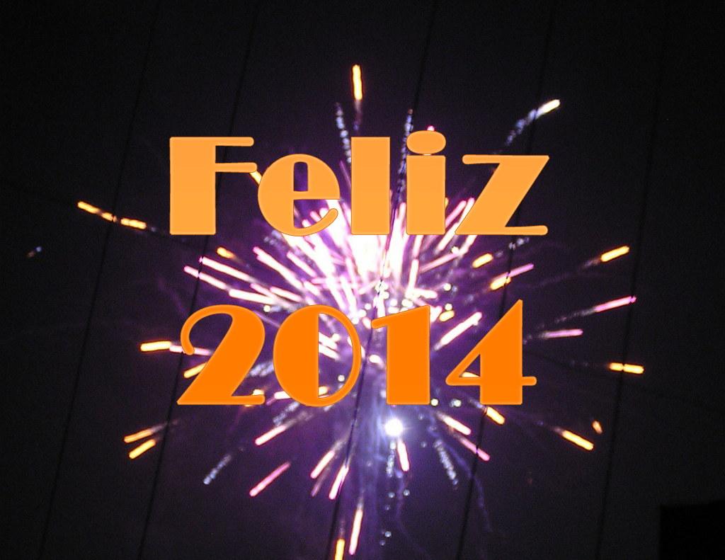 Feliz Año 2014 para Amigos