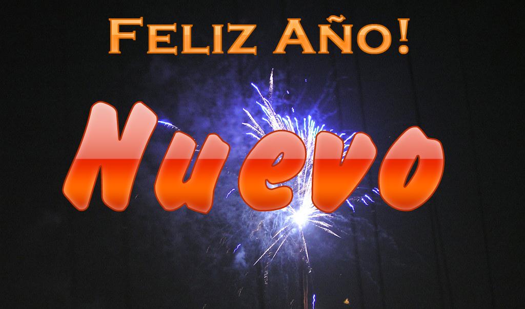 Feliz Año Nuevo para Facebook