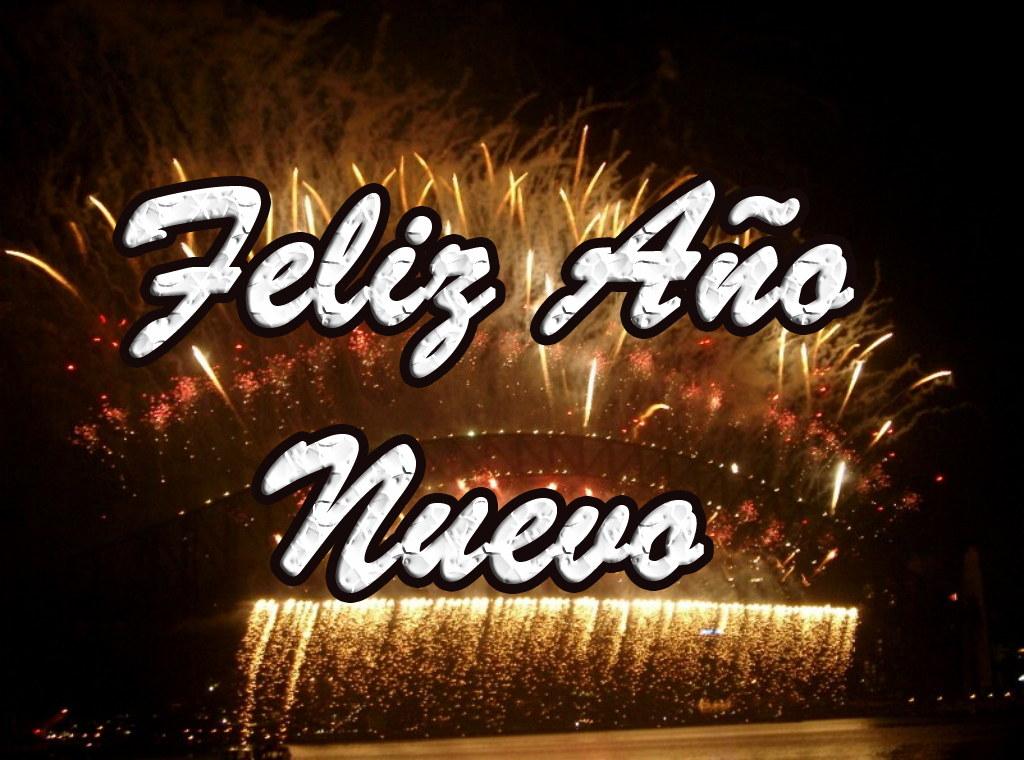 Imagen de Feliz Año Nuevo para compartir