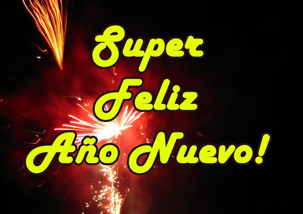 Imagen de Feliz Año Nuevo para etiquetar