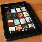 Algunas desventajas de tener un Kindle Fire (Tablet)