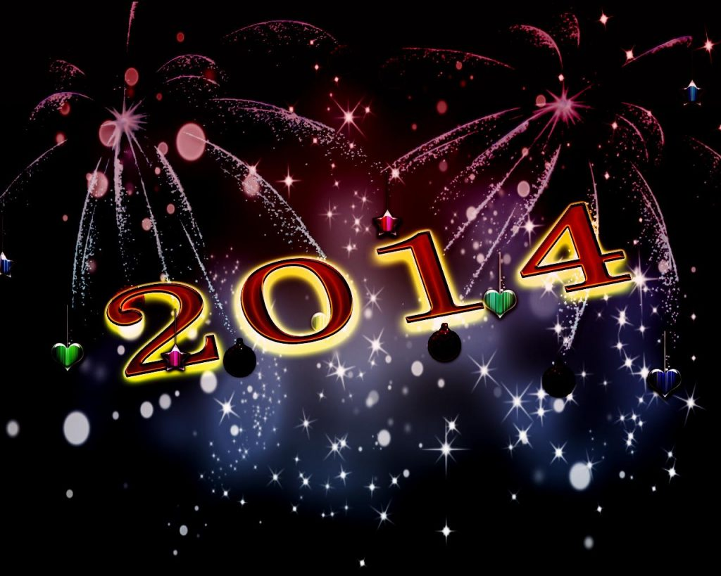 Wallpaper de Año nuevo