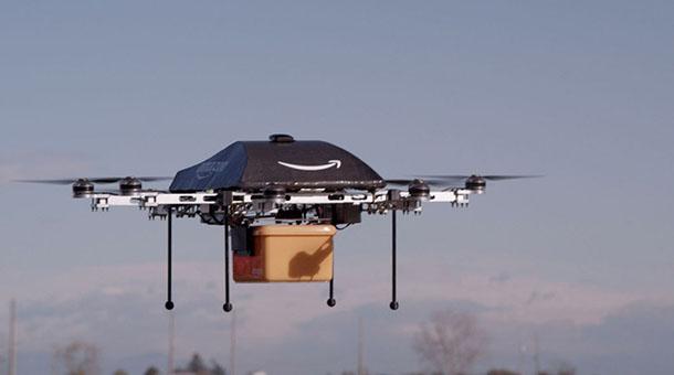 Los Drones se los van a robar