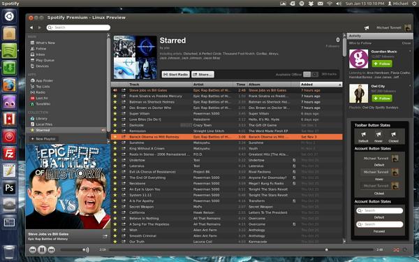 Spotify Descargar canciones